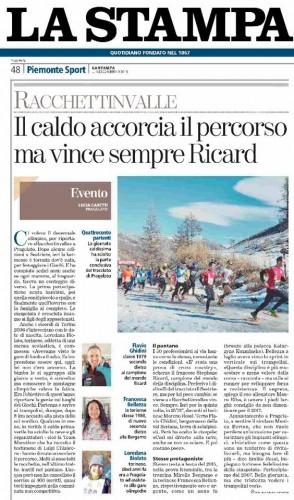 Medaglia d'argento per Francesca Bellezza alla Racchettinvalle 2016
