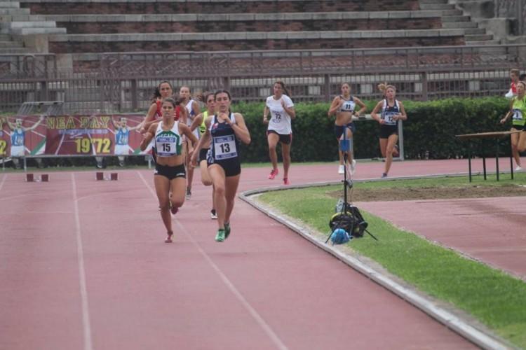 Valeria Piolini è d'oro a Milano