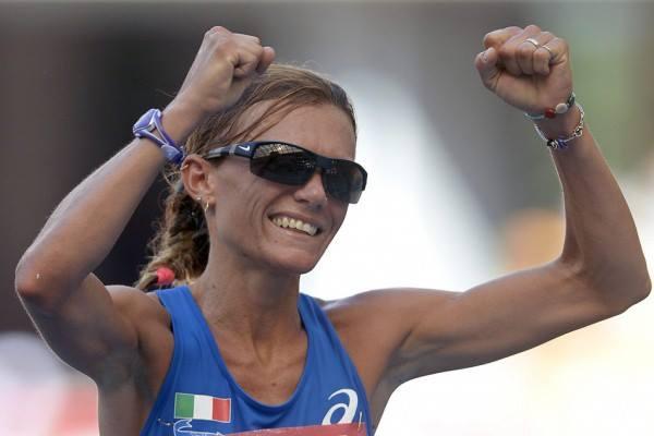 Road to Rio, Valeria Straneo nel progetto della FIDAL per l'ammissione alle Olimpiadi