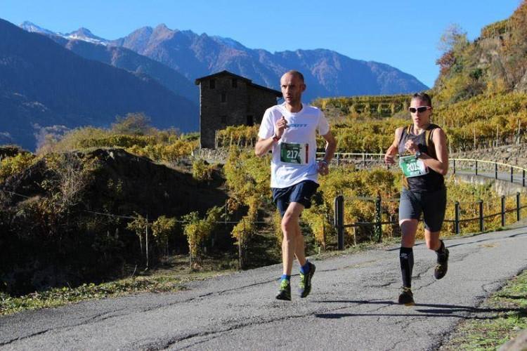 Valentina Belotti vince il Sassella Trail 2015