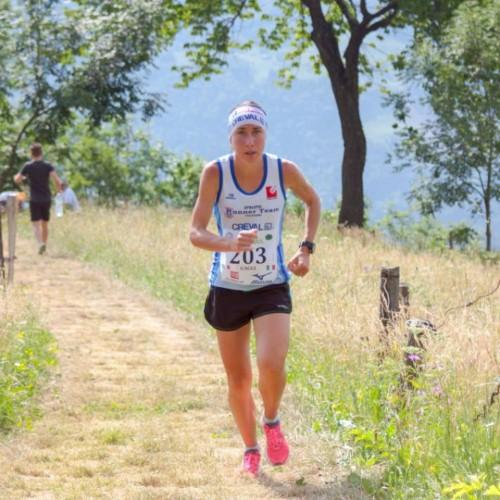 Alice Gaggi domina il Santa Margherita Ligure Trail