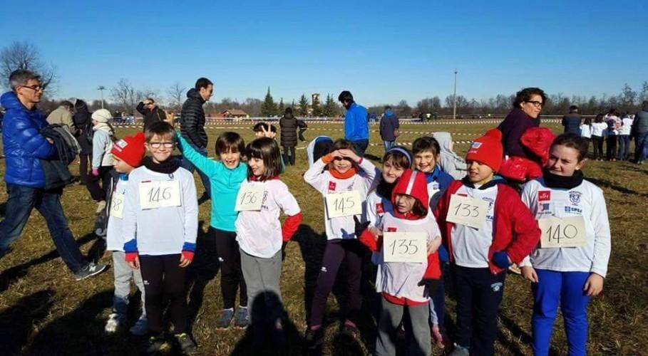 Nuovamente grande vittoria nella classifica di società giovanile a Mondovì!