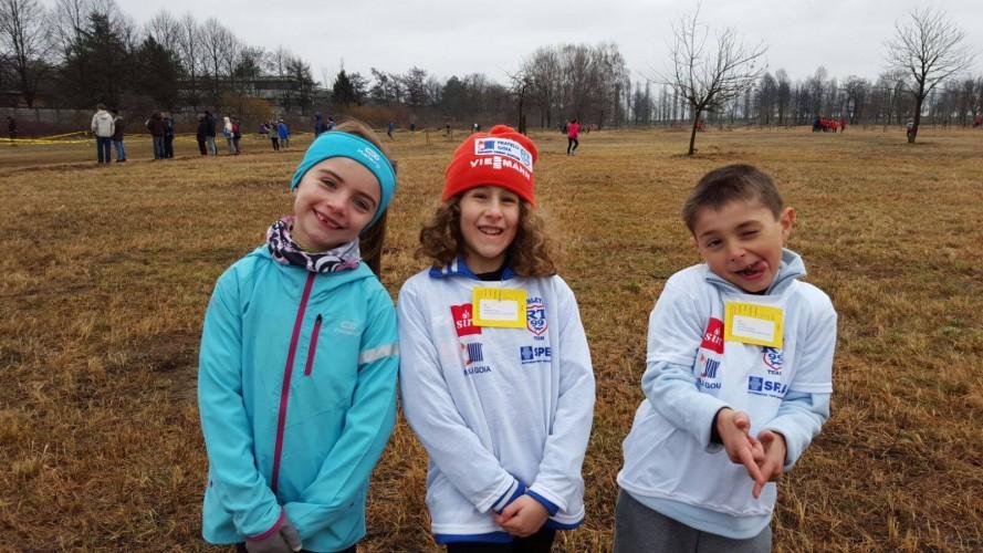 Runner Team 99 è Campione Provinciale di Società categoria Cadette!!