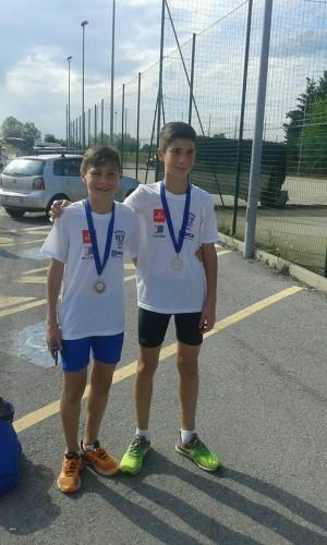 Campionati Regionali Ragazzi/e - Mondovì 12 giugno 2016