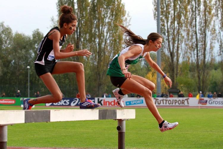 Il Runner Team ottiene grandissimi risultati alla Kinder+Sport Cup 2016 a Cles (TN).