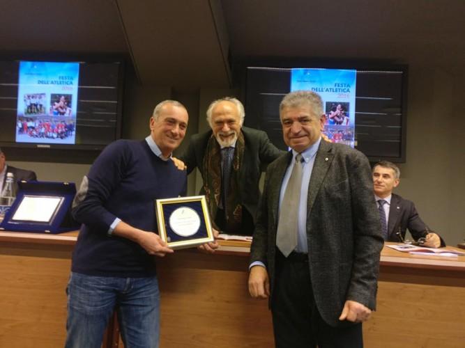 A Claudio Favaretto il Premio Aruga al Dirigente sportivo